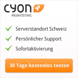 swiss web hosting cyon
